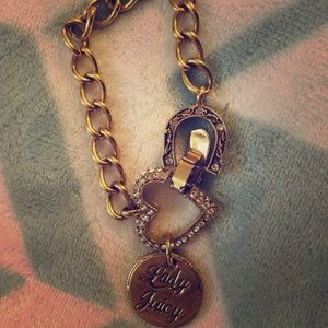 Juicy Couture Lady Luck charm bracelet